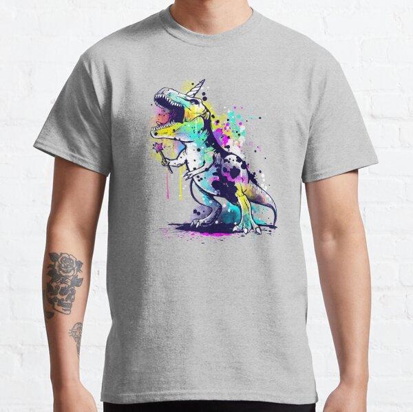 Unicornosaurus rex Classic T-Shirt
