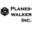 PlanesWalker Inc No Background by Christopher Myers