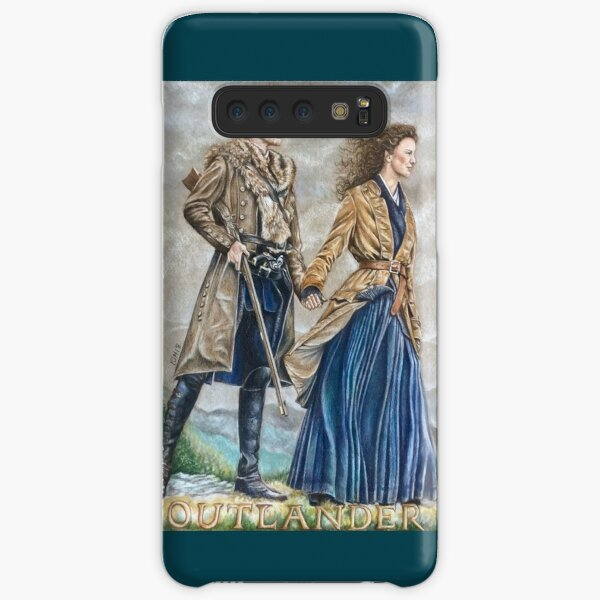 The Frasers on their Ridge Samsung Galaxy Snap Case