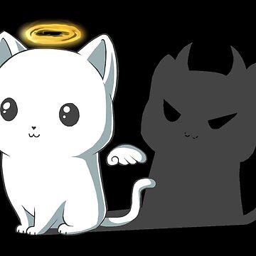 Cat of hell by DrTigrou