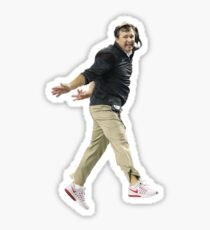 Kirby Smart Sticker Sticker