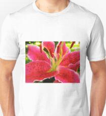 Star Gazer Lily Unisex T-Shirt