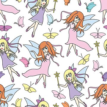Fairy Pattern by Fangpunk