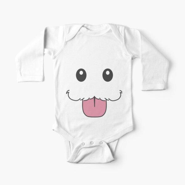 Poro 2 Body de manga larga para bebé