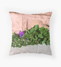 Beauty In My World Throw Pillow