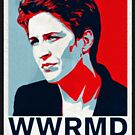 WWRMD? (What would Rachel Maddow Do) by #PoptART products from Poptart.me