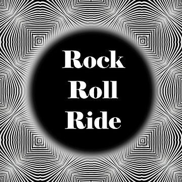 Rock Roll Ride EB by DBBArt