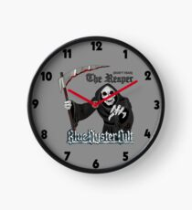 Blue Oyster Cult: Don't Fear The Reaper Clock