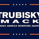 Make America Monsters Again by MusashinoSports