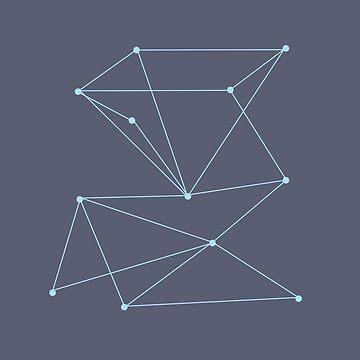 Pyramid Constellation by habi8