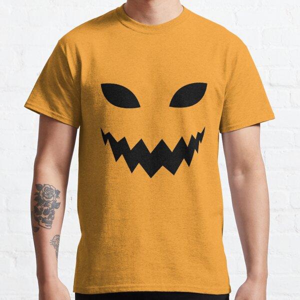 Shade's Pumpkin Face Shirt Classic T-Shirt