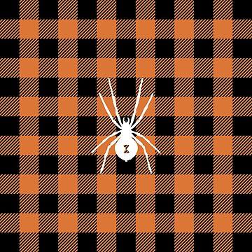 Buffalo Plaid - Spider by MilitaryCandA