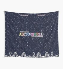 Astroworld Wall Tapestry