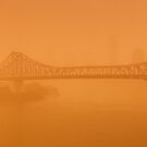 Dust Storm | Brisbane 29th of September 2009 by Ben Messina