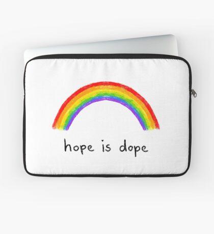 Hope is dope Laptop Sleeve
