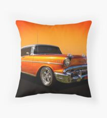 Bel Air Throw Pillow
