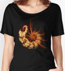 Golden spiral Women's Relaxed Fit T-Shirt