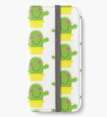 Cutie Cactus iPhone Wallet/Case/Skin