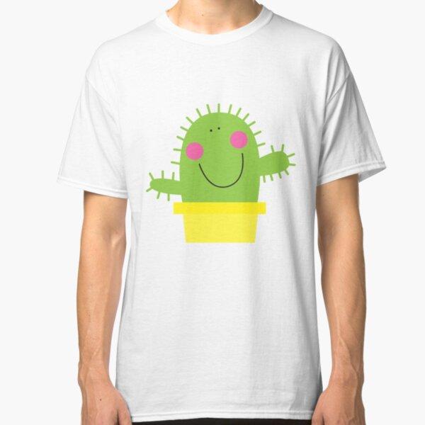 Cutie Cactus Classic T-Shirt