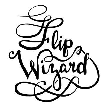 Flip Wizard de kateouwenga