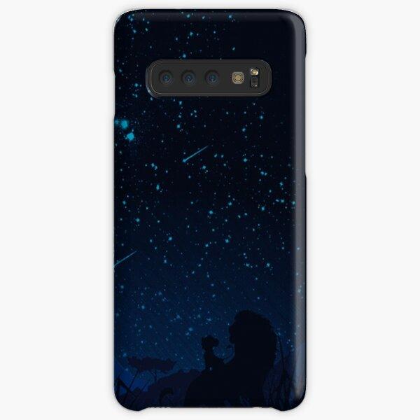Blick auf die Sterne Samsung Galaxy Leichte Hülle