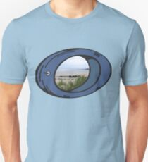 Tranquility ~ From Here To Eternity Slim Fit T-Shirt