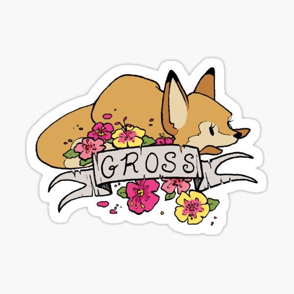 gross Sticker