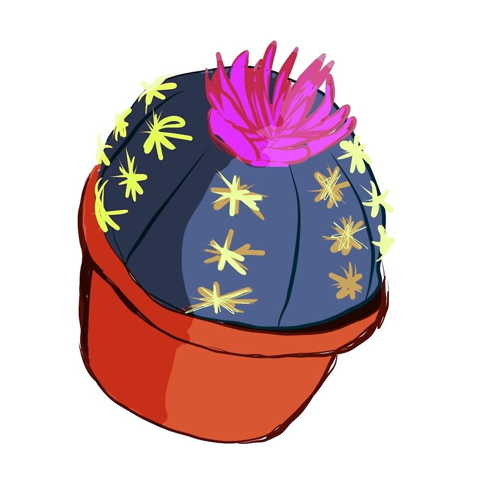 Cactus  by PearlPeach