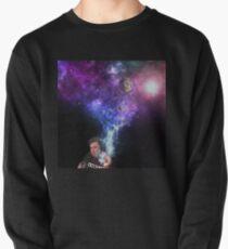 Elon Musk Rauchen des Universums Sweatshirt