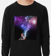 Elon Musk Rauchen des Universums Leichter Pullover