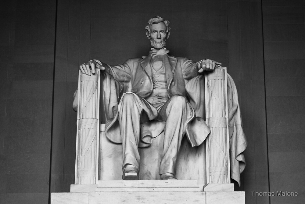 Abe Lincoln by Thomas Malone