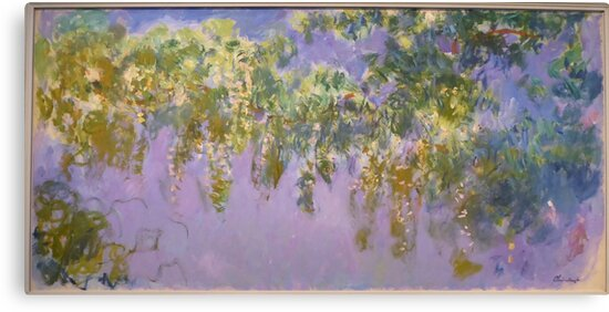 Claude Monet Water Lilies Painting France Art by QuanYin5