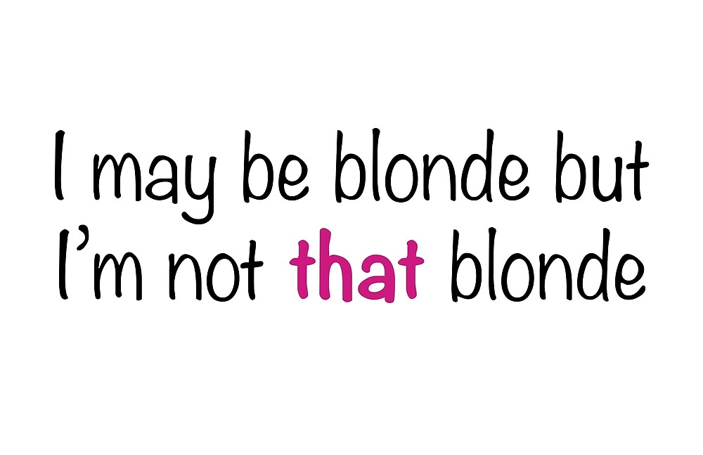 Legally Blonde: Not that Blonde by broadway-island