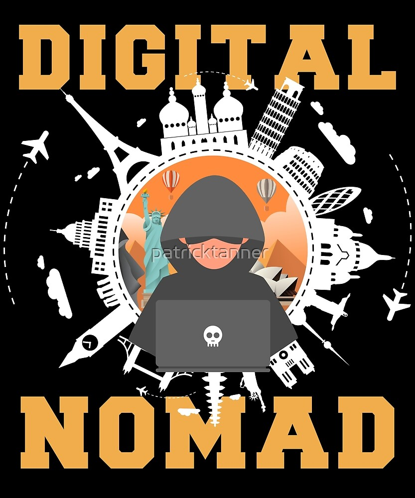 Digital Nomad by patricktanner