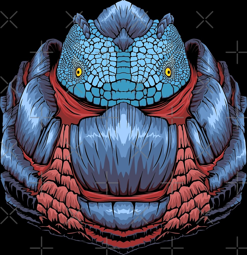 Dodogama head by Dan Dee
