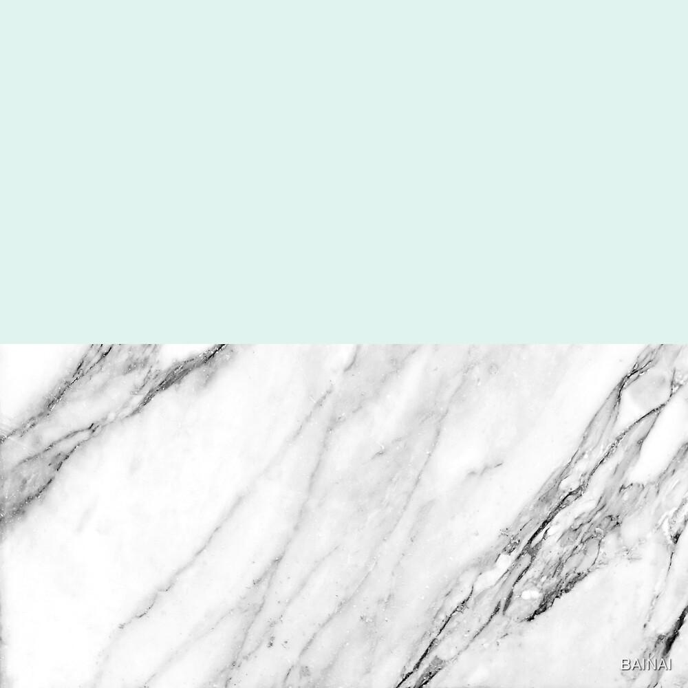 marble & mint by BAINAI
