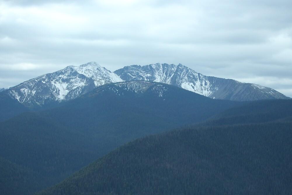 Mountain Peak by pr3tty-visit0rs