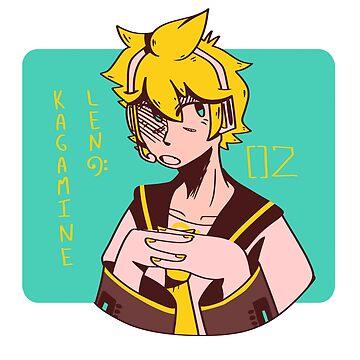 evil dumb blonde by lukaseatsrocks