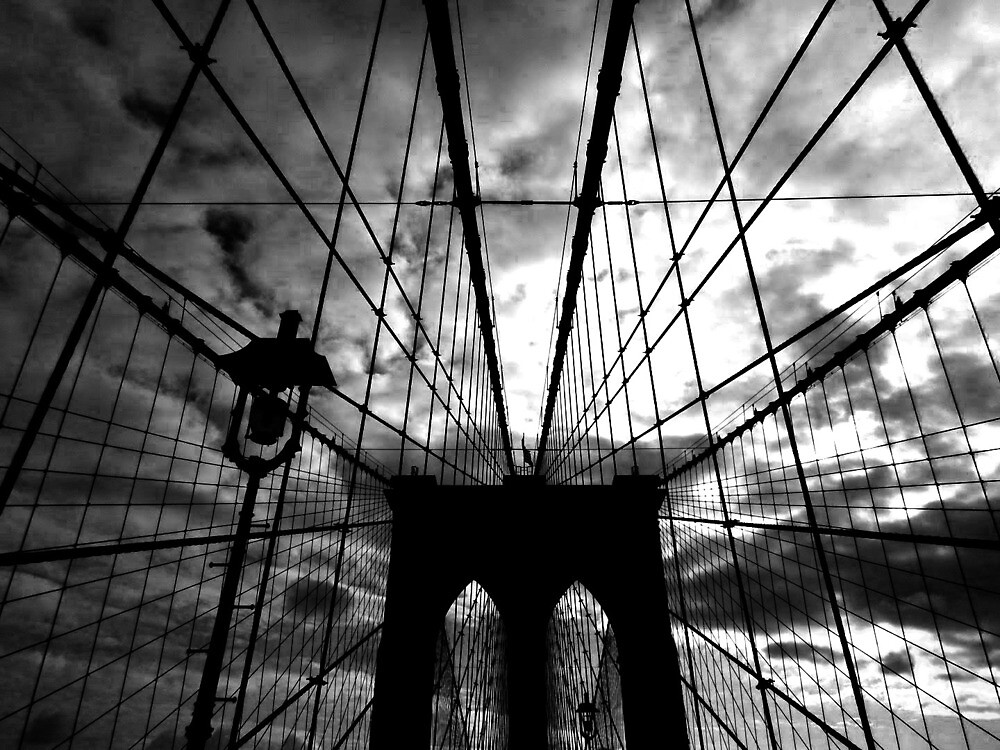 Brooklyn Bridge by Chanel Ioannou
