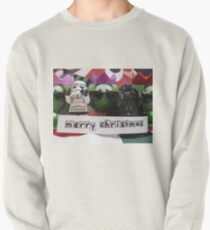 Dave Stormtrooper and Darth Vader Merry Christmas Pullover