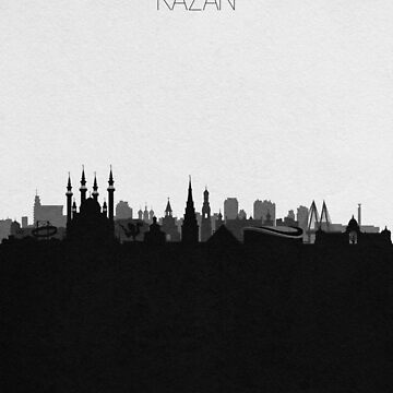 Travel Posters | Destination: Kazan by geekmywall
