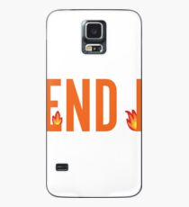 Send it  Case/Skin for Samsung Galaxy