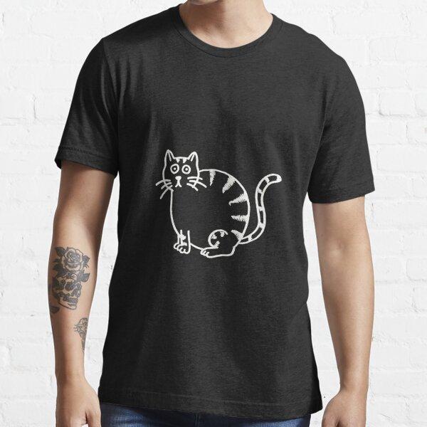 DICKE KATZE Essential T-Shirt