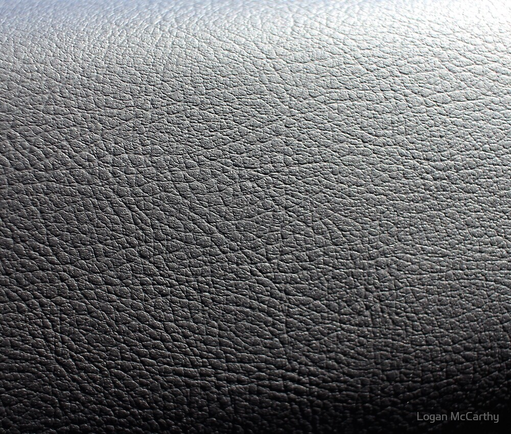 Car Leather by Logan McCarthy