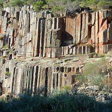Organ Pipes - Gawler Ranges National Park by ianb7