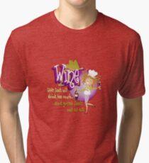 Great fools... Tri-blend T-Shirt