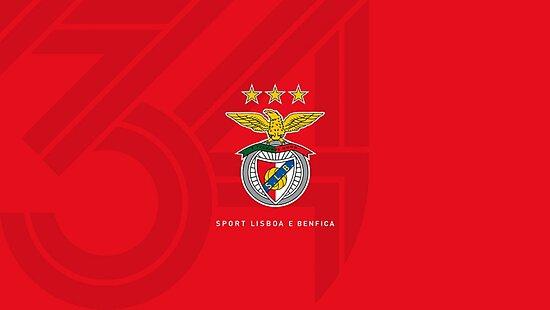 SL Benfica by disyadini