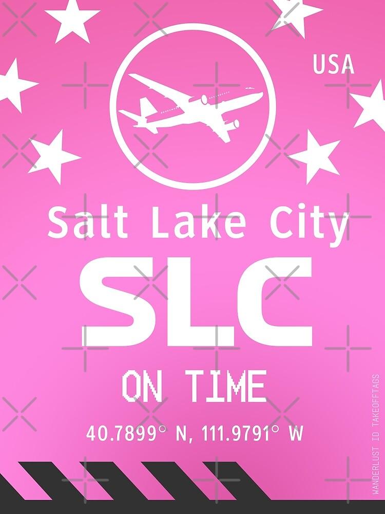 SLC Salt Lake City airport 3 by Wanderlust ID