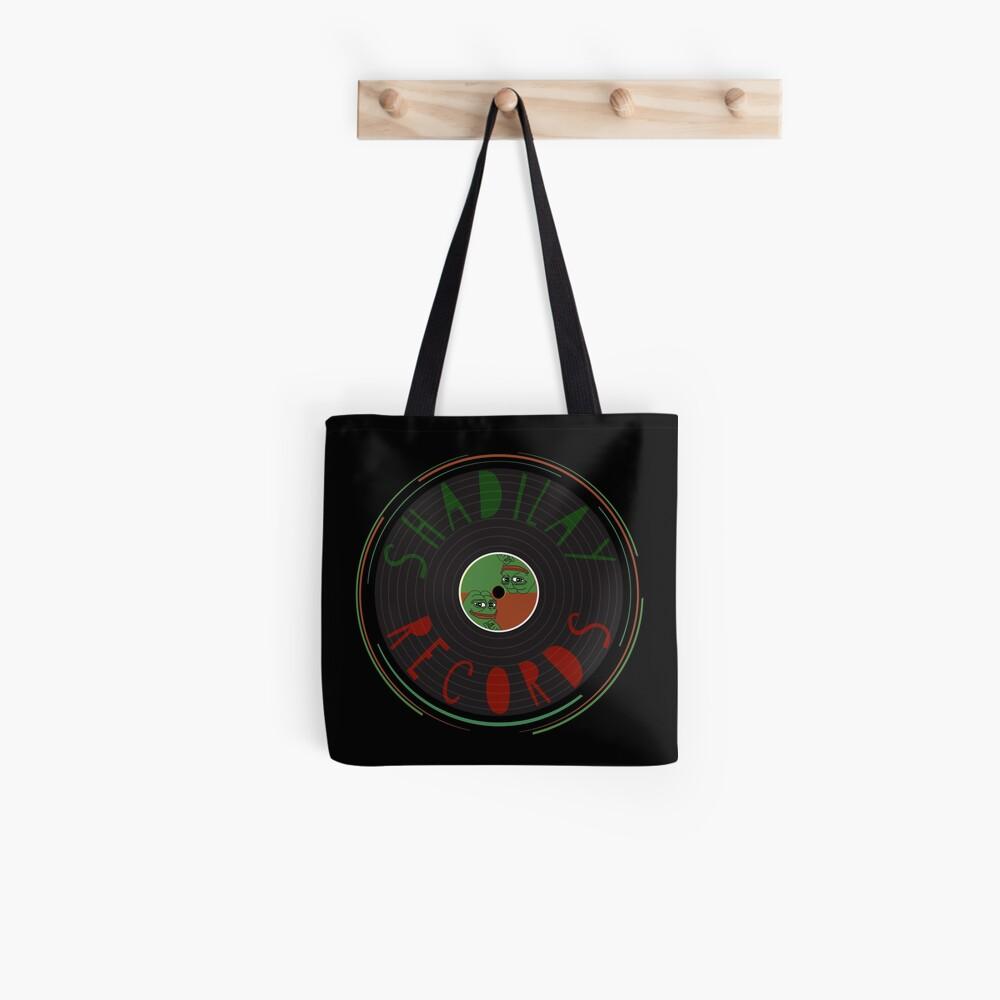 PEPE Shadilay Records - Praise KEK Tote Bag