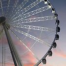 Brisbane Wheel by gemtrem